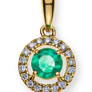 anhaenger-gelbgold-750-mit-rundem-smaragd-0-24ct-und
