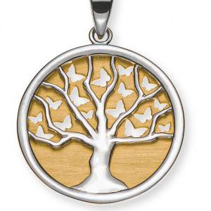 anhaenger-lebensbaum-rund-18mm-bicolor-gelb-weissgold-750-sat-pol
