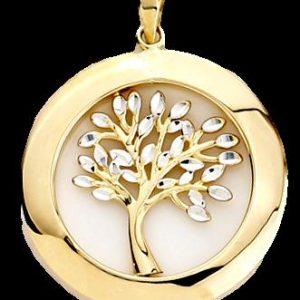 anhaenger-lebensbaum-rund-diamantiert-rhodiniert-25mm-gelbgold-750