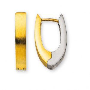 kreolen-bicolor-poliert-satiniert-gelb-weissgold-750
