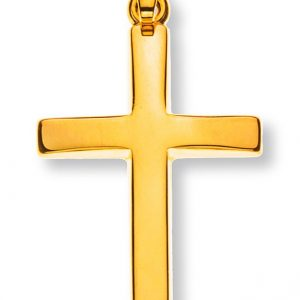 kreuz-gelbgold-750-h-22-mm-b-14-mm