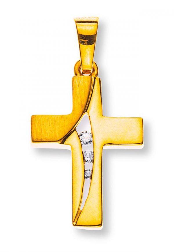 kreuz-gelbgold-750-poliert-gesandelt-h-17mm-b-12mm