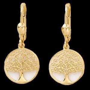 ohrhaenger-gelbgold-750-lebensbaum