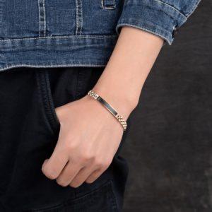 Armband Edelstahl-3